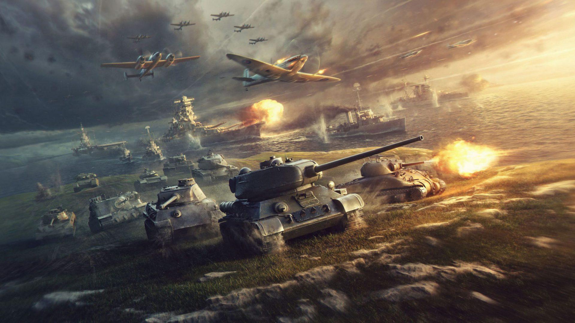 Быстрый способ прокачки танков