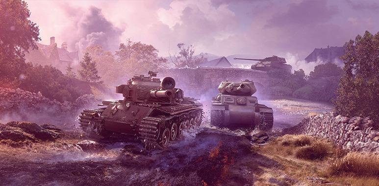 Как в WoT прокачать танки
